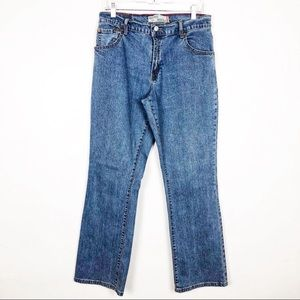 Vintage Levi 550 Relaxed Boot Cut Blue Mom Jeans